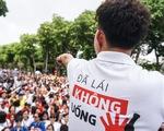"""Hàng ngàn người đi bộ cho thông điệp """"Đã uống rượu bia không lái xe'"""