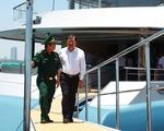 Lãnh đạo Đà Nẵng đi Mỹ học xây dựng trung tâm du thuyền