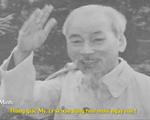 Lần đầu công chiếu những thước phim quý của Pháp về Chủ tịch Hồ Chí Minh