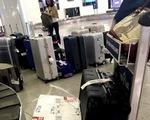 Bắt quả tang một hành khách Trung Quốc trộm hành lý trên máy bay