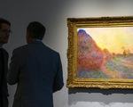 Tranh Monet được bán với giá kỷ lục 110,7 triệu USD