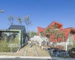 Kiến trúc lạ mắt của khu nhà ở đầy màu sắc tại Hàn Quốc