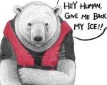 Bộ tranh gây sốc: Động vật sẽ nói gì nếu trò chuyện với con người?