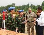 Công binh Việt Nam với nhiệm vụ gìn giữ hòa bình