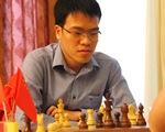 Lê Quang Liêm giành ngôi á quân cờ nhanh Đại hội trí tuệ thế giới