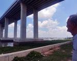 Vàm Cống - cây cầu ước mong chỉ còn chờ ngày khánh thành