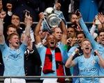 Đoạt Cúp FA, Man City hoàn tất cú ăn ba lịch sử