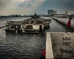 Indonesia dời đô không chỉ vì đông dân, kẹt xe mà còn do sẽ bị chìm 95%