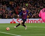 Messi rực sáng, Barcelona đè bẹp Liverpool 3-0 tại Nou Camp