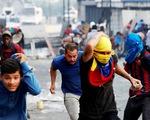 Âm mưu đảo chính khuấy đảo Venezuela