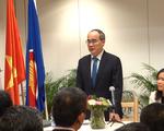 Bí thư Nguyễn Thiện Nhân: Chuyến thăm Hà Lan sẽ có ý nghĩa quan trọng với TP.HCM