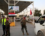 Pháo rocket bắn xuống gần sát đại sứ quán Mỹ tại Baghdad
