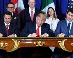 Tổng thống Mỹ dỡ bỏ thuế nhôm, thép đối với Mexico và Canada