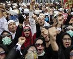 Tổng thống Joko Widodo tái đắc cử, quân đội Indonesia trong tình trạng báo động