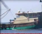 Đội tàu tàn phá của Trung Quốc đã tràn xuống Biển Đông