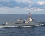 Tàu khu trục Mỹ đến eo biển Đài Loan giữa lúc thương chiến leo thang
