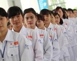 Hơn 200 lao động Việt Nam thi đỗ lấy tư cách lưu trú tại Nhật Bản