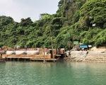 Dừng công trình trên vịnh Hạ Long, chờ đánh giá tác động môi trường