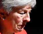 Thủ tướng Anh rơi lệ khi thông báo từ chức lãnh đạo Đảng Bảo thủ