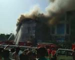 Hỏa hoạn khủng khiếp ở khu phức hợp Ấn Độ, 18 học sinh thiệt mạng