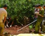 Bắt nữ nghi phạm tàn bạo chém chết 3 bà cháu, giấu thi thể trong vườn bơ