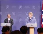 Liên kết VN - Na Uy ngày càng bền chặt