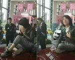 Nữ thạc sĩ Trung Quốc khóc thảm thương vì bị lừa mua Mercedes dỏm