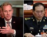 Lần đầu sau 10 năm, Bộ trưởng Quốc phòng Mỹ - Trung