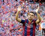 Cựu danh thủ Xavi bắt đầu sự nghiệp huấn luyện