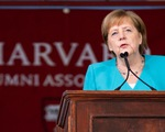 Thủ tướng Merkel khuyên nhủ người trẻ: Hãy dành ra những phút giây lắng đọng