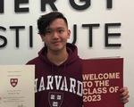 Ngưỡng mộ học sinh gốc Việt vô gia cư được nhận vào Harvard