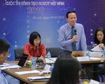 Robocon Việt Nam chọn đội tài năng dự thi ở Mông Cổ
