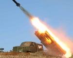 Yonhap: Triều Tiên bắn nhiều tên lửa tầm ngắn sáng nay