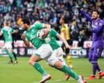 Đánh rơi chiến thắng trước Bremen, Dortmund cạn hi vọng vô địch