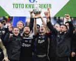 Ajax vô địch Cúp quốc gia, mơ về cú ăn ba lịch sử