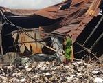 Công an TP.HCM vào cuộc vụ cháy 40 tấn hồ sơ hoạt động xe buýt