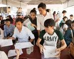 Nhiều thí sinh xét tuyển học bạ vào Đại học Duy Tân 2019