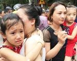 Cháy trường mầm non, sơ tán cả trăm trẻ giữa trưa