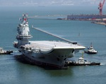 Hình ảnh vệ tinh về tàu sân bay 'khủng' nhất của Trung Quốc