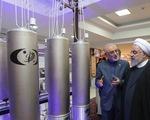 Iran khẳng định không vi phạm thỏa thuận hạt nhân