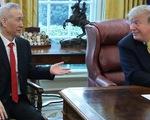 Chấn động lý do ông Trump đòi tăng áp thuế Trung Quốc