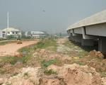 Nguy cơ chậm thông xe cao tốc Bến Lức - Long Thành do vướng giải tỏa