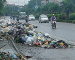 Hà Nội, TP.HCM vẫn phổ biến tình trạng để rác trước cửa nhà