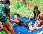 Trẻ em Đà Nẵng học kỹ năng sống, chống xâm hại dịp nghỉ hè