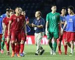 Vòng loại World Cup 2022 châu Á: Tuyển VN đá 5 trận trong năm 2019