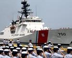 Mỹ đang đàm phán chuyển thêm tàu tuần duyên cho Việt Nam