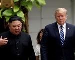 Ông Trump nhận thư mới từ ông Kim Jong Un