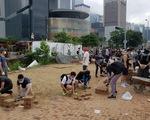 Biển người biểu tình gây sức ép, Hong Kong hủy thảo luận dự luật dẫn độ