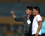 CLB Viettel chia tay HLV Lee Heung Sil