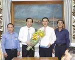 Ông Mai Hữu Quyết làm phó chánh văn phòng UBND TP.HCM